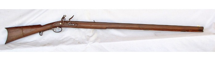 #901- J&S Hawken fullstock flintlock Photo